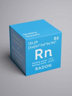 Radon-Gas